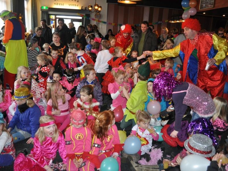 Nieuw: Kindercarnaval!