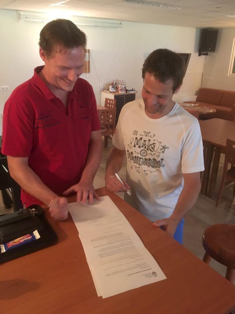 Persbericht: John Pranger Nieuwe Hoofdtrainer OEC 1