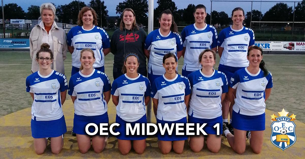 OEC +1: Dames Midweek 1